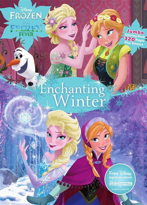frozen coloring books frozen jumbo coloring book coloring page