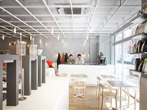 pavillon 2x4 gallery of cafe coutume aoyama cut architectures 3