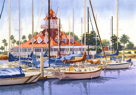 coronado boat house coronado boathouse by mary helmreich