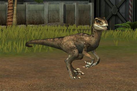 Jurassic World Velociraptor velociraptor stats