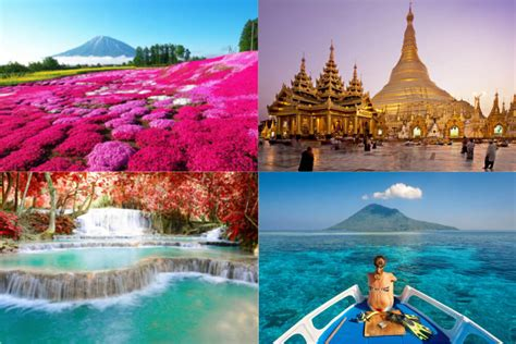 best places to visit in asia this year and when to go