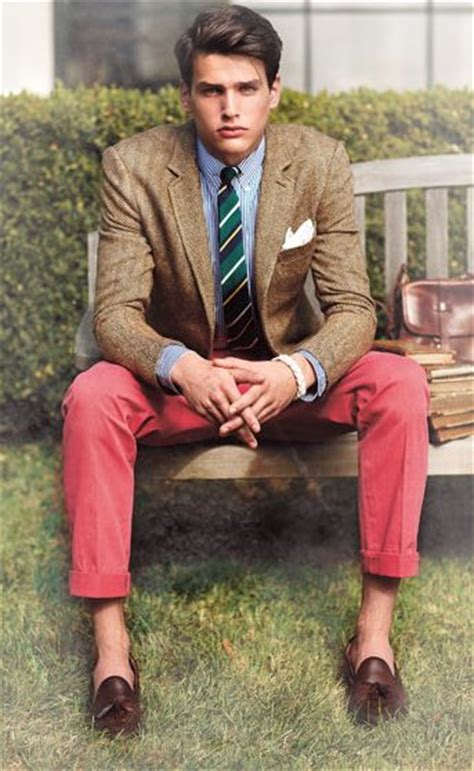 modern preppy style for men new england mode style fashion lifestyle luxury