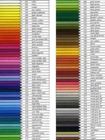 polychromos color chart polychromos colour chart