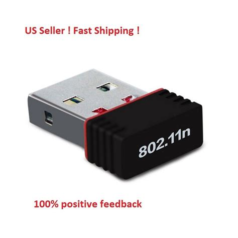 Wifi Receiver Buat Pc usb nano mini wireless wifi adapter dongle receiver