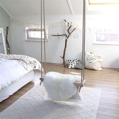 Swing In Bedroom een schommel in huis stijl habitat