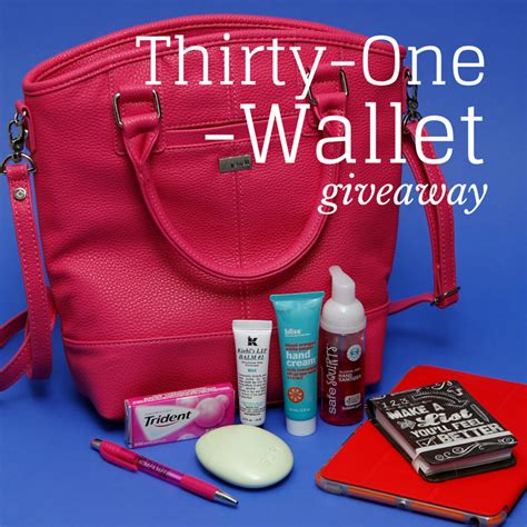 Thirty One Giveaway - jewel by thirty one and wallet giveaway the joyful organizer