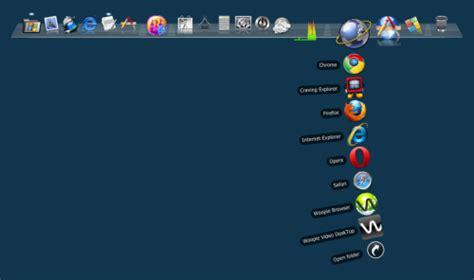rk launcher themes leopard rk launcher ivista leopardの使い方 stacks dockletの設定 フリーソフトの活用