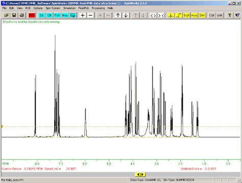 nmr tutorial questions bioc 2 0 practical two analysis of nmr spectra using the