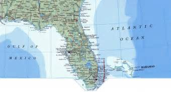 map of ta florida and surrounding cities large map of florida state with roads highways and cities