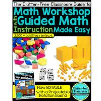 math workshop grade 1 a framework for guided math and independent practice books day of school plans activities printables and