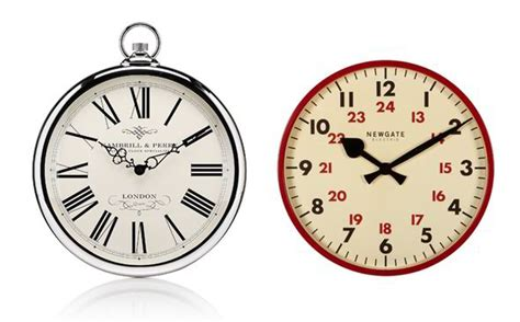 best wall clocks 10 of the best wall clocks style life style