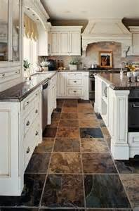 small kitchen flooring ideas 1000 ideas about slate kitchen on slate floor