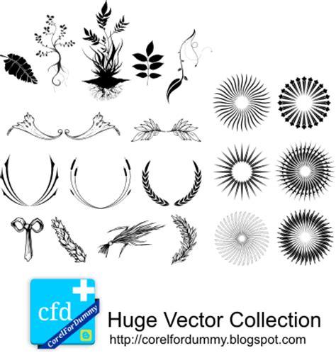 corel vector pattern download design elements vector ornament vector design 2 corel