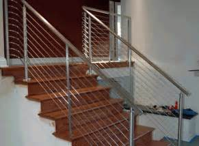 Modern Stair Railing Stair Cable Railing Modern Staircase By Ultra Tec