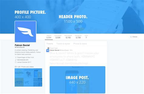 twitter layout dimensions toutes les dimensions des images des r 233 seaux sociaux