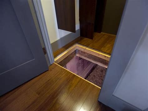 Crawl Space Closet 17 best images about crawl space access on