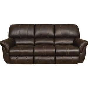 Simmons Bonded Leather Sofa Simmons Bm23 Atlas Reclining Sofa Bonded Leather 1 8