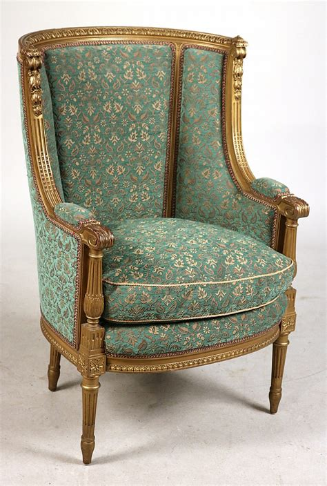 barrel style back chair louis xvi style giltwood barrel back chair