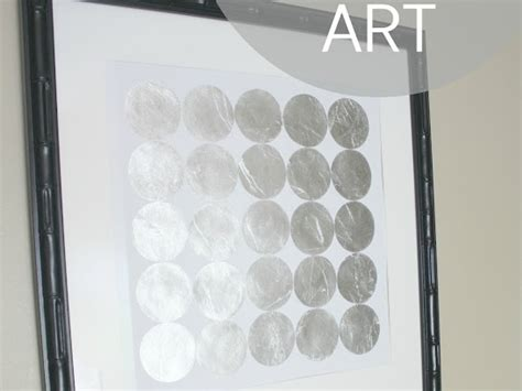 Room Art Ideas mod art 10 stunning silver diy projects diy
