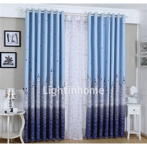 Nautical Blackout Curtains 5 Styles Of Nautical Themed Curtains