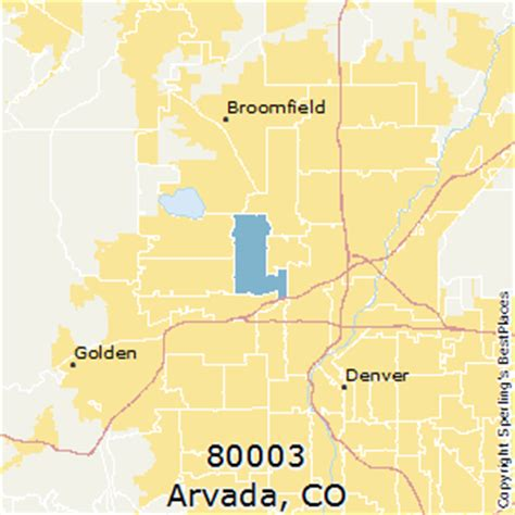 arvada colorado usa map best places to live in arvada zip 80003 colorado