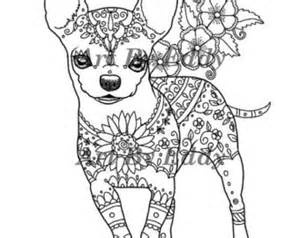 art chihuahua coloring book volume 1 physical book