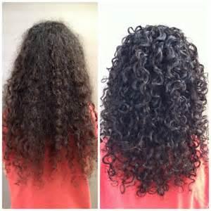 keratin hair styles gallery
