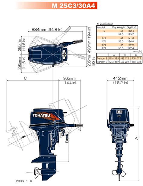 25 Hp Suzuki Outboard 2 Stroke 25hp Tohatsu Two Stroke Outboard Motor Family Boats