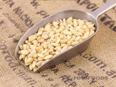 Dijamin Pine Nuts Kacang Pinus 100gr organic pine nut kernels from real foods buy bulk wholesale
