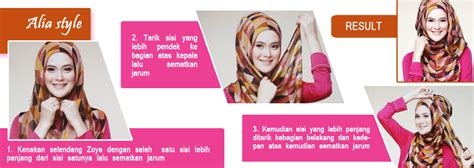 tutorial hijab wisuda by zoya gambar hijab tutorial zoya hairstylegalleries com