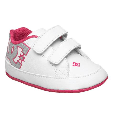 baby dc shoes baby s court graffik shoes 886434884986 dc shoes
