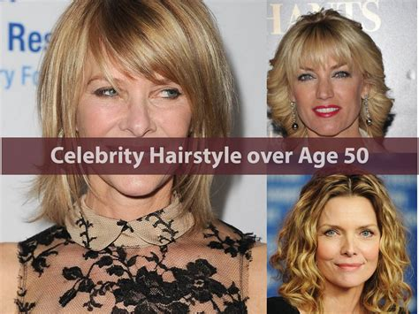 Hairstyles For Age 50 by Hairstyle Age 50 How To Style Hairstyle