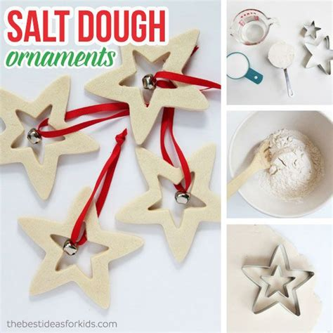 best 25 salt dough christmas decorations ideas on