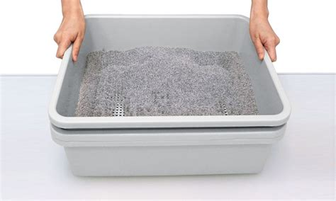 Cat Litter System Canada - up to 68 on simply sift litter box system groupon goods
