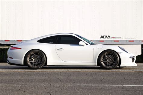 porsche carrera wheels white porsche carrera adv05s m v2 cs series wheels adv