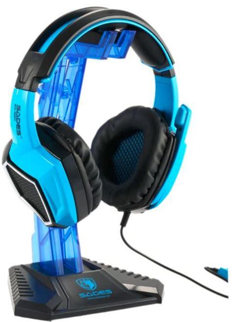 Sades Universal Gaming Headphone Hanger sades gaming sport headphone stand earphone holder display headset hanger bracket for all phones