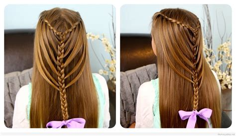 how to do nice hairstyles for long hair cute hairstyles for long hair braids
