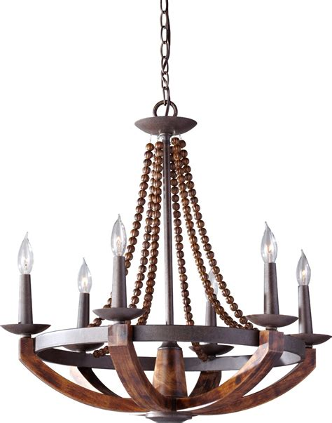 Rustic Chandelier 12 Best Rustic Wood And Metal Chandeliers Qosy