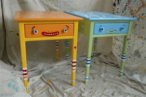 painted blackcattips furniture