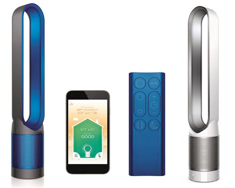 smart air purifiers dyson pure cool link  philips