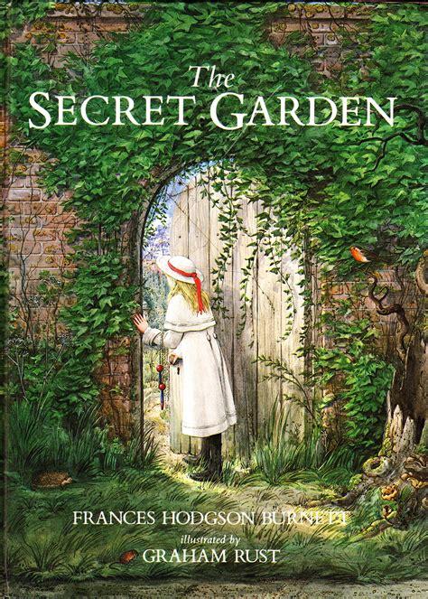 book review secret garden chapter break
