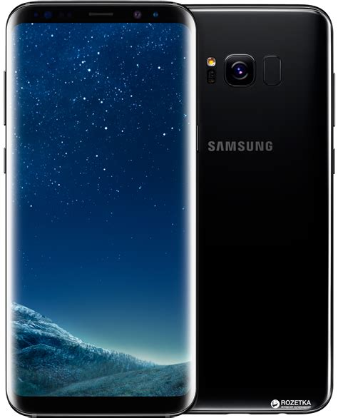 Samsung Galaxi S8 Plus 64 Gb rozetka ua samsung galaxy s8 plus 64gb midnight black
