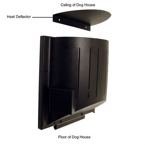 dog house heaters hound heater dog house heater hhf 1