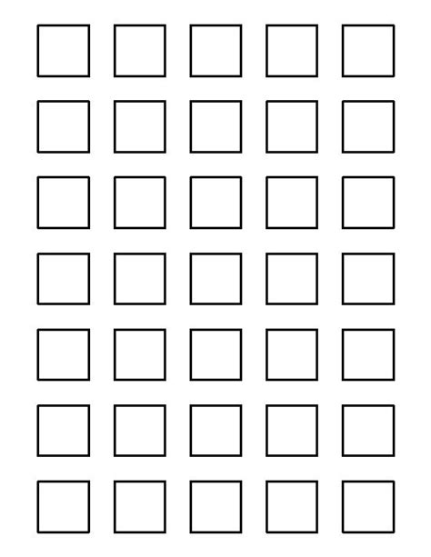 pattern paper uses 1 inch square pattern use the printable outline for