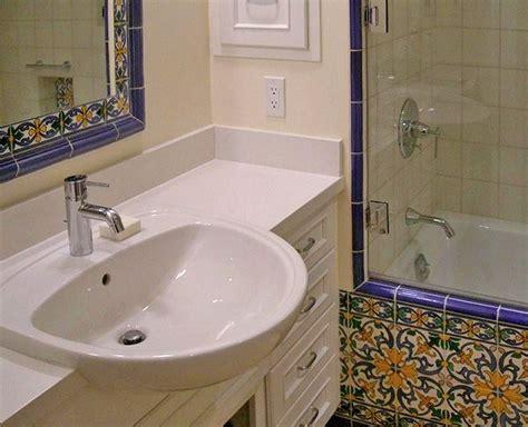 semi recessed bathroom sinks grey tile backsplash powder room modern with accent wall bathroom mirror