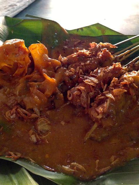 Sate Kerang Medan sate padang ajo tri bukit medan surga kuliner