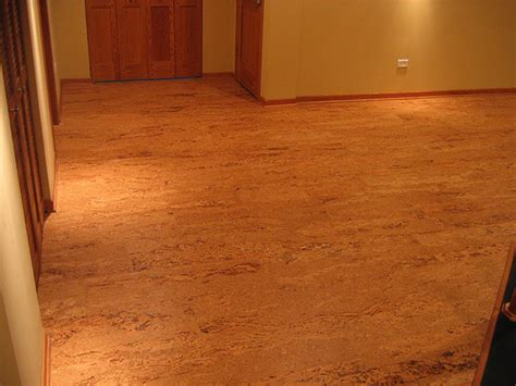 It?s time for a cork flooring work out!   Flooring Blog