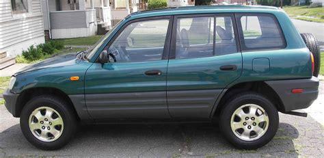 97 Toyota Rav4 1997 Toyota Rav4 Image 4