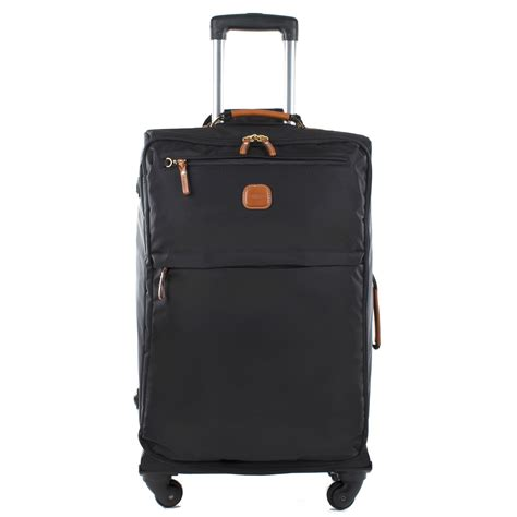 brics x bag 25 quot spinner trolley luggage pros