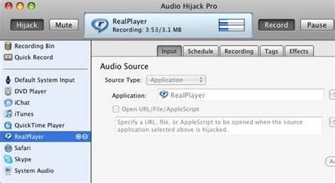 audio desk recording software how to capture save record or audio